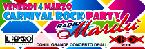 CARNIVAL ROCK PARTY - Radio Marilù